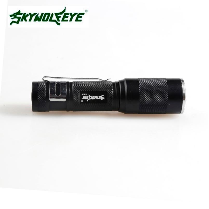 MUQGEW Mounted On Bicycle Portable 4000LM Zoomable CREE Chips XM-L Q5 LED Flashlight 3 Mode Torch Super Bright Light Lamp
