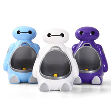 Children Stand Vertical Urinal Potty Baymax Baby Children Baby Potty Pee Wall-Mounted Penico Urinals Toilet Training