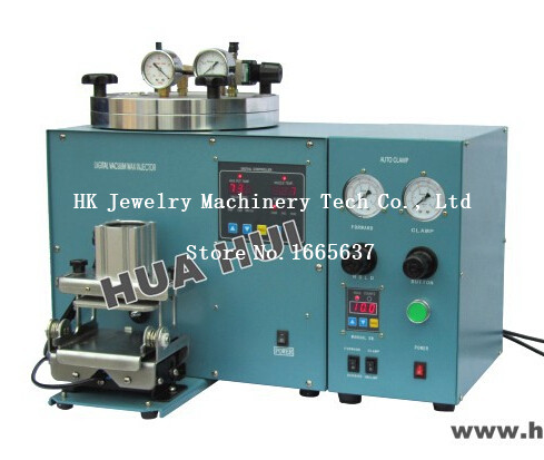 Hot Sale Jewelry Making Equipment Japan Digital Vacuum Wax Injector Automatic Wax Injection Machine