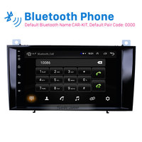 Seicane Car Autoradio HD Player Android 8.1 Stereo 2Din Navi for Mercedes Benz SLK class R171 SLK200 SLK280 SLK300 2000 2011