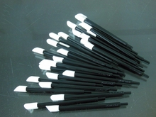 50Pcs stick T-21 Clean Swabs for t21 rubystick Cleaning Rubystick printhead cleaning swab
