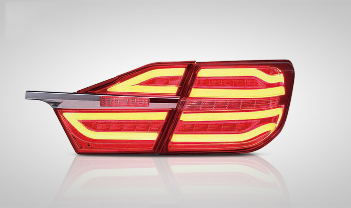 2015-up LED Tail lights for Toyota Camry Car Lights Assembly Ensure quality and fitment Brake lights