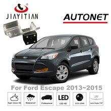 Jiayitian заднего вида Камера для Ford Escape 2013 ~ 2015/4 светодиода CCD/Ночное видение/Обратный Камера/ /резервного Парковка Камера