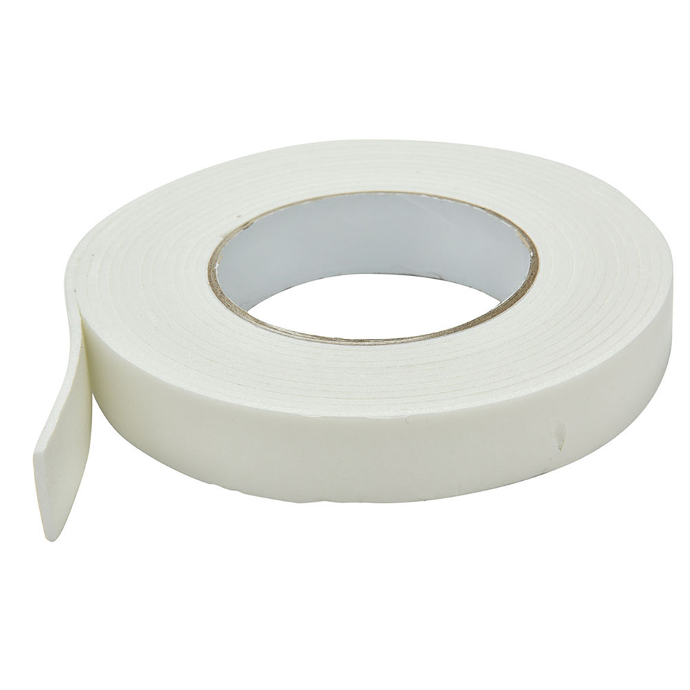 Double Sided Sticky Pads Mounting Adhesive Strong Clear Craft Glue 32 Pc 20mm