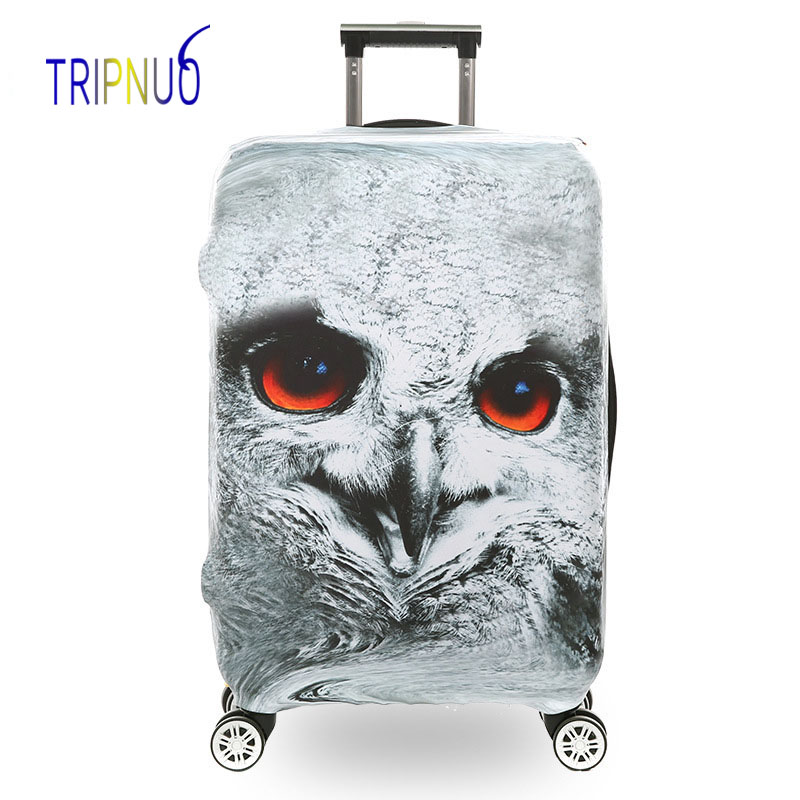 Birds Who Are Happy On The Tree Travel Luggage Protector Case Suitcase Protector For Man/&Woman Fits 18-32 Inch Luggage