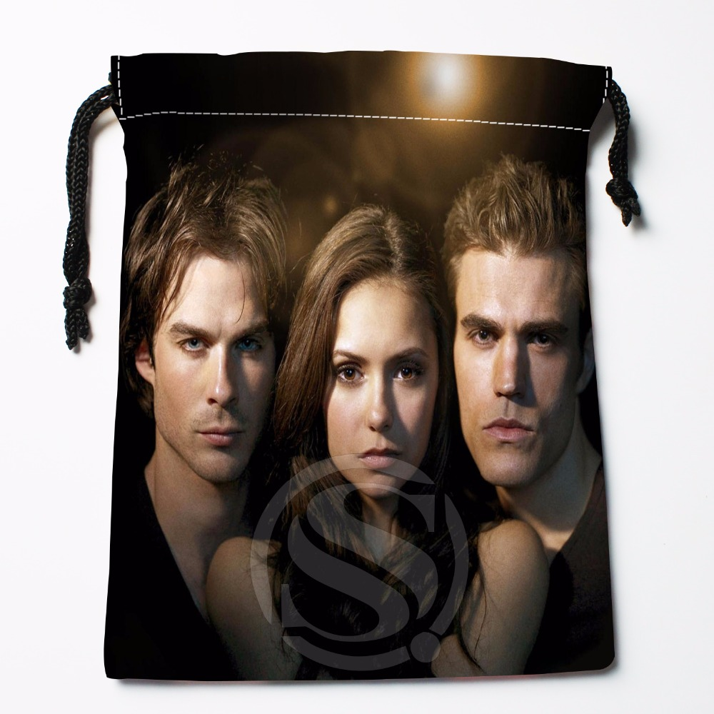 Fl-Q69 New The Vampire Diaries &7 Custom Logo Printed receive bag Bag Compression Type d ...
