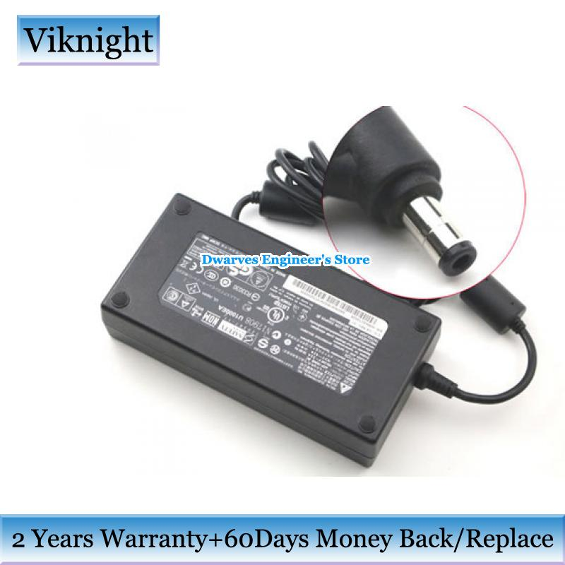 PK Power Generic DC Adapter Compatible with Delta 180W 19V 9.5A ACDC Adapter 4-PIN ADP-180HB B