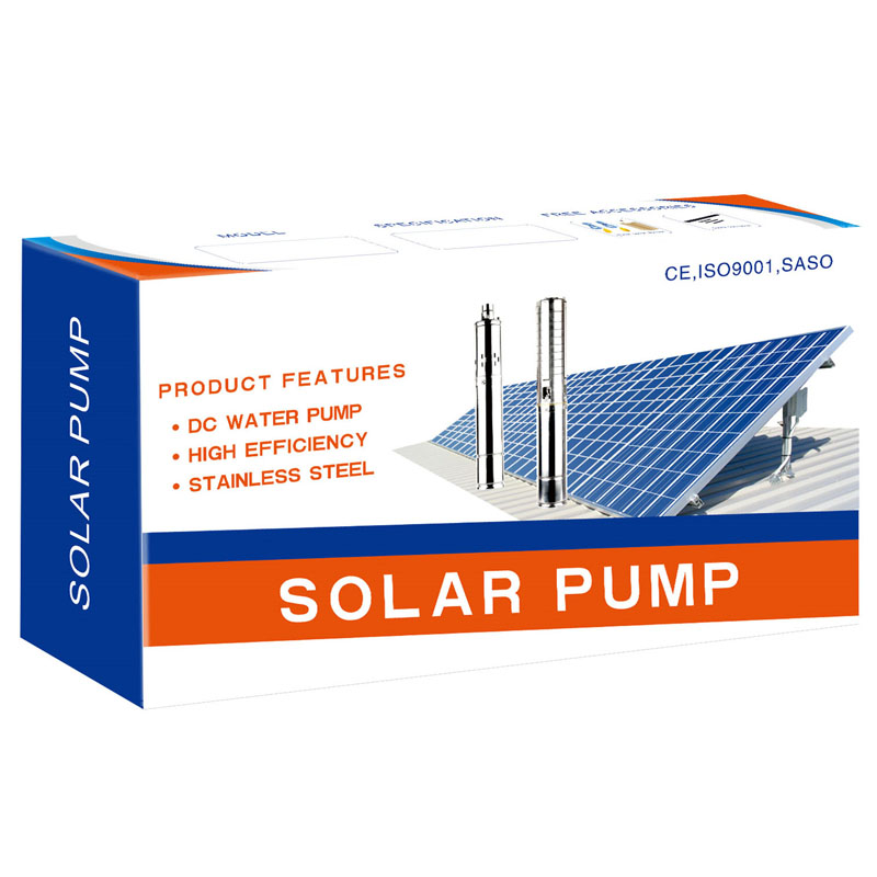 Купить с кэшбэком (MODEL 4JTS2.1/50-D24/270) JINTOP SOLAR DC BRUSHLESS SCREW PUMP 270w Solar Power Pump 2 years warranty with MPPT controller