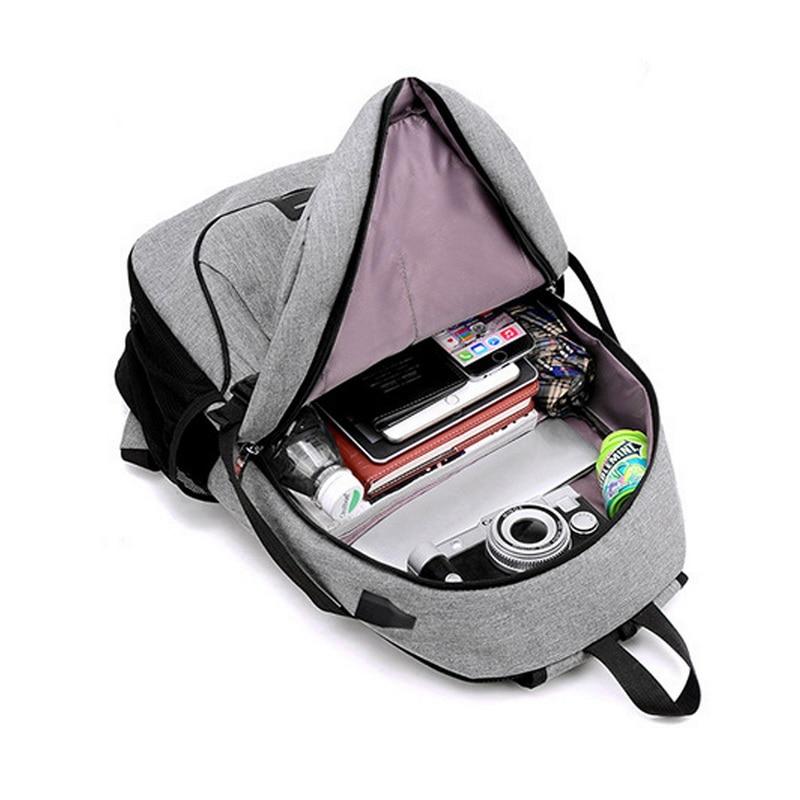 15.6 Inch Brand School Backpack 32x18x48CM 4