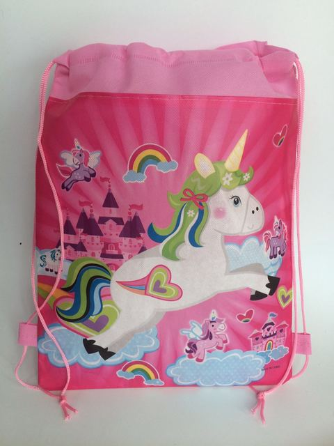 Childrens Baby Infant Unicorn School Bag For Kids Boys And Girls Shoe Birthday Party Stuff Supplies Gifts