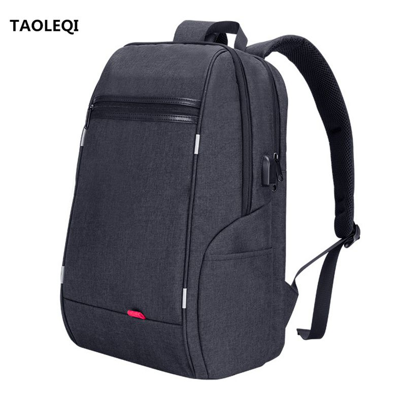 Multifunction 1517 Men Laptop Backpack External USB Charge Computer Backpacks Anti-theft Waterproof Bags for Men School Bag quot laptop backpack external usb charge computer backpacks anti theft waterproof bags for men women school large capacity
