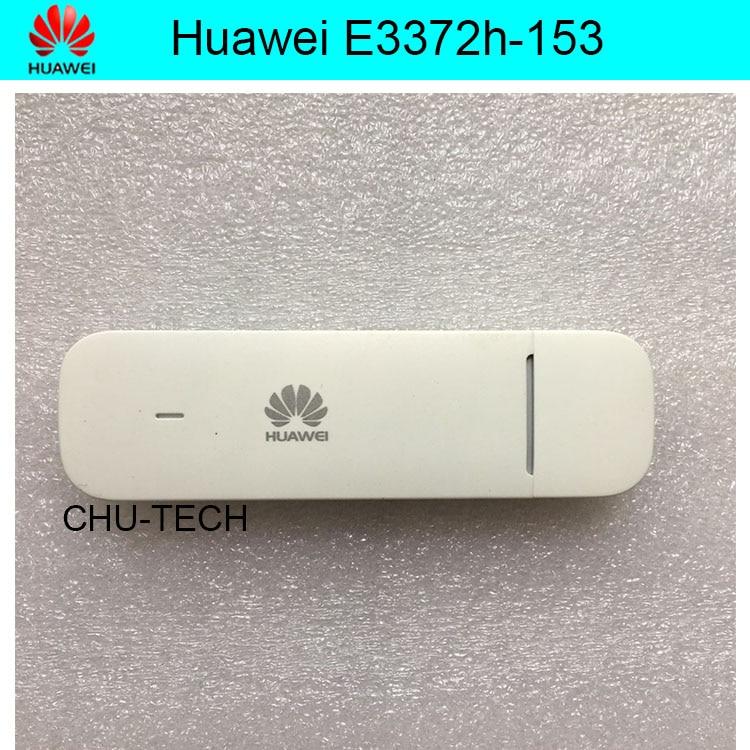 Unlocked HUAWEI E3372 E3372h 153 150Mpbs 4G LTE USB Dongle
