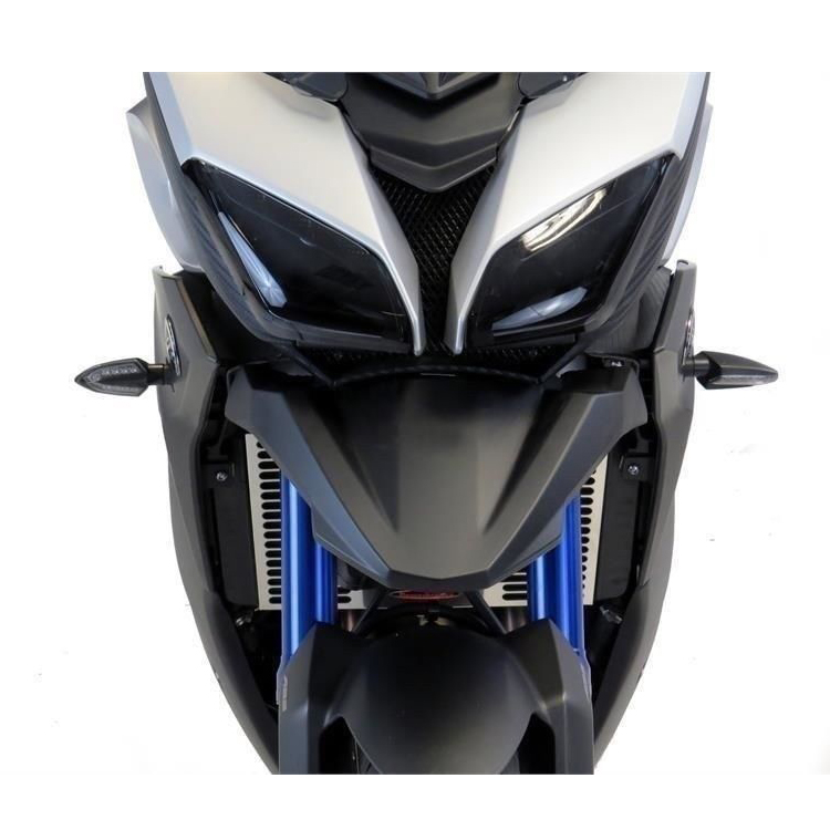 Front Wheel Fender Beak Nose Cone Extension Cover Extender Cowl For Yamaha MT-09 MT09 Tracer FJ-09 2014 2015 2016 2017 2018 2019