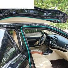 Lsrtw2017 ПВХ двери автомобиля окна уплотнительные ленты для Fiat lada Лада Нива Калина priora granta largus ВАЗ Самара 2110