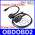 OBD2/EOBD Galletto 1260 ECU Chip Tuning OBD2 Diagnostic Interface EOBD-1260 Flash Tool Remap Tool OBD2 Scanner CN PAM Free Ship