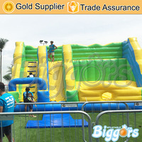 Yard inflatable obstacle course jumping game for kids factory direct sale obstacle course for sale