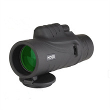Authentic 10×42 HD high-powered astronomic telescopes Glimmer night vision hunting eyepiece telescope Monocular
