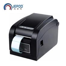 350B Qr code aufkleber drucker Automatische peeling barcode-drucker Thermische adhesive etikettendrucker kleidung etikettendrucker