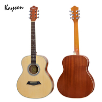 Kaysen 36 Rosewood Acoustic Guitar Travel Guitar Wooden High quality 6 Strings Musical Instrument Guitarra Professional AGT105