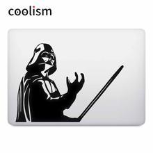 Наклейка на ноутбук с Дартом Вейдером из «Звездных Войн» наклейка