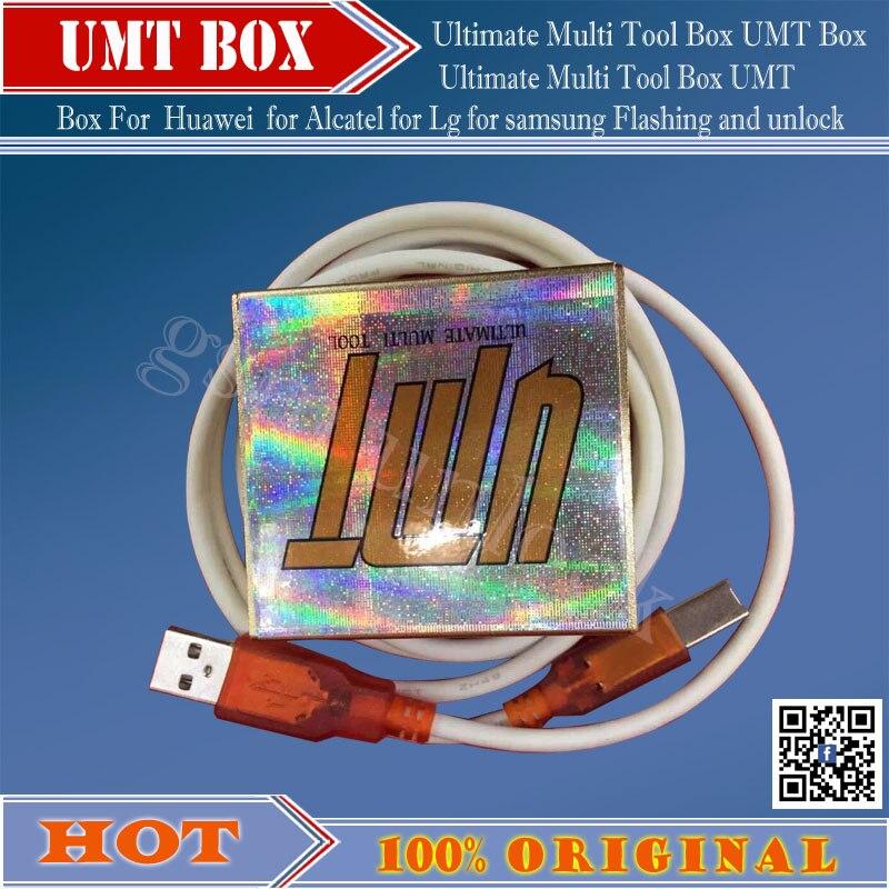 Gsmjustoncct livraison gratuite boîte UMT avec 1 câble pour CDMA ForSamsung déverrouillage, flash, verrouillage Sim supprimer
