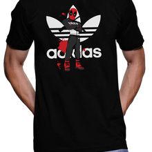 Deadpool Comedy T Shirt Limited Edition Men s T Shirt 100 Cotton Short Sleeve O Neck