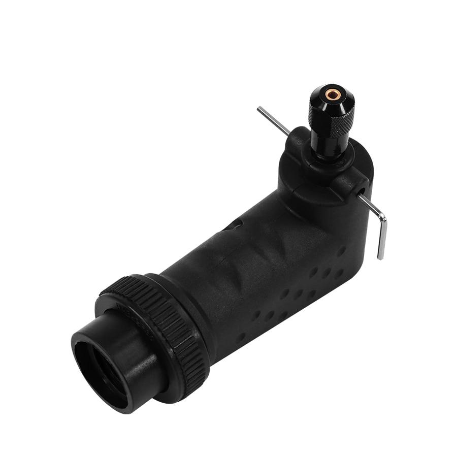 Instrumente rotative Dremel Convertor unghi drept pentru instrumente - Instrumente abrazive - Fotografie 4