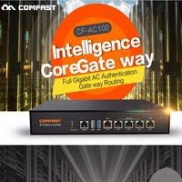 COMFAST AC Gate Way Controller CF AC100 MT7621 880Mhz Core Gigabit Gate Way Wifi Project Manager