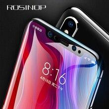 ROSINOP Phone Screen Protector Anti-blueray Hydrogel Film For xiaomi mi 8 lite 9 Scratch Proof Ultrathin 6x