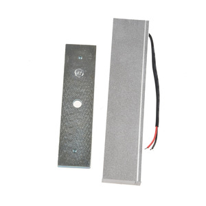Image 5 - Single Door 12V Electric Magnetic Electromagnetic Lock 180KG (350LB) Holding Force for Access Control silver Hot