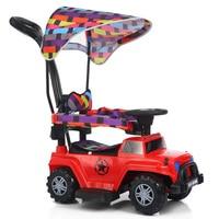 Children twist car baby stroller