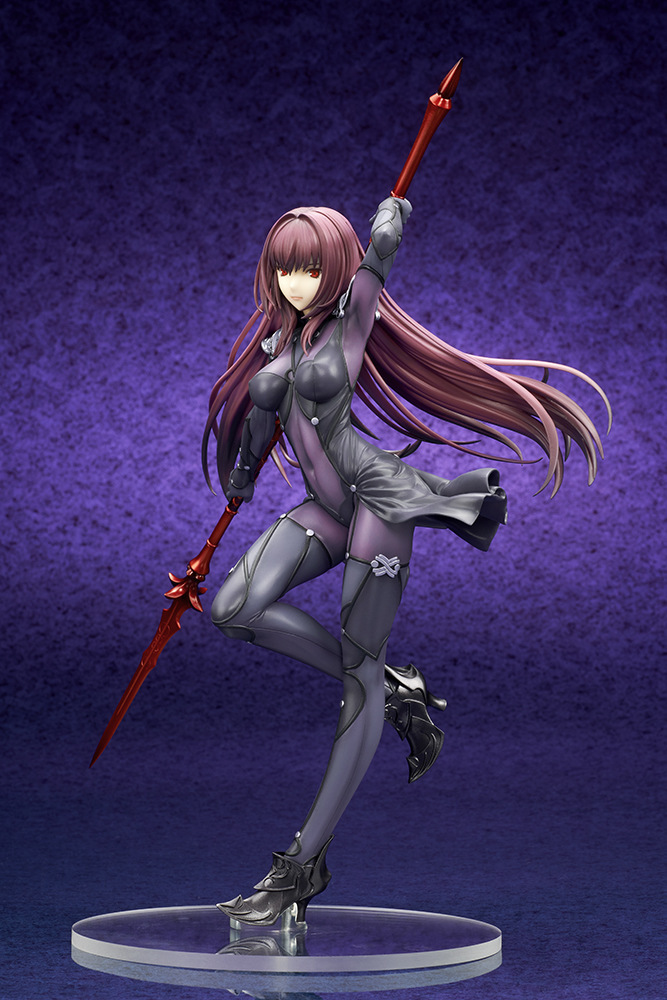 Fate/Grand Order Scathach Action Figure 1/7 scale painted figure Servant Scathach Doll PVC figure Toy Brinquedos Anime