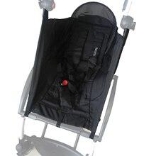 Йо-йо 175 градусов Подушка Brethable Ткань Льняной материал для Yoya Babythrone Babytime ролик детская коляска аксессуары