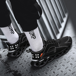 Image 4 - Plus Size 39 46 men sneakers Lightweight training Breathable Comfortable fashion shoes men #AB021