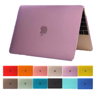 New Transparent Crystal Matte Case For Apple Macook 12 Inch Hard Cover Protective Shell For Macbook