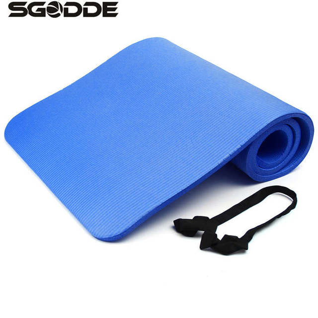 itm crash extra ture pvc mats gym safety inch play mat gm landing soft fun foam thick