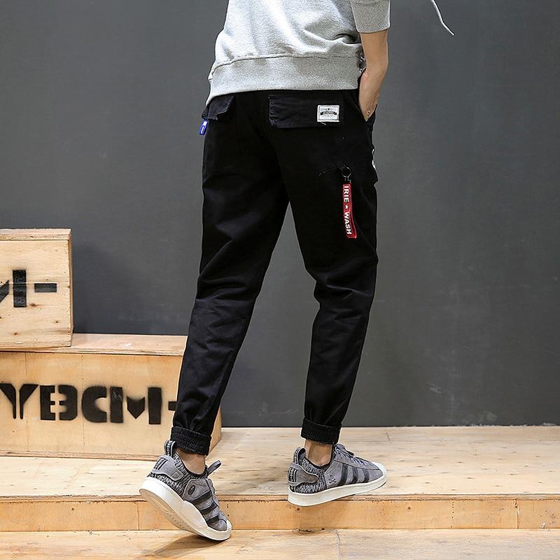 Affidabile 9 Nuovi Uomini Di Multi-tasca Abbigliamento Sportivo, Pantaloni Casual, Giapponese Pantaloni Casual, Uomo Di Grandi Dimensioni 9199-p50 Squisita (In) Esecuzione