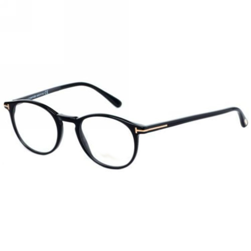 Glasses Frame Size 48 : TOM for size 48 20 145mm large eye glasses round for men ...