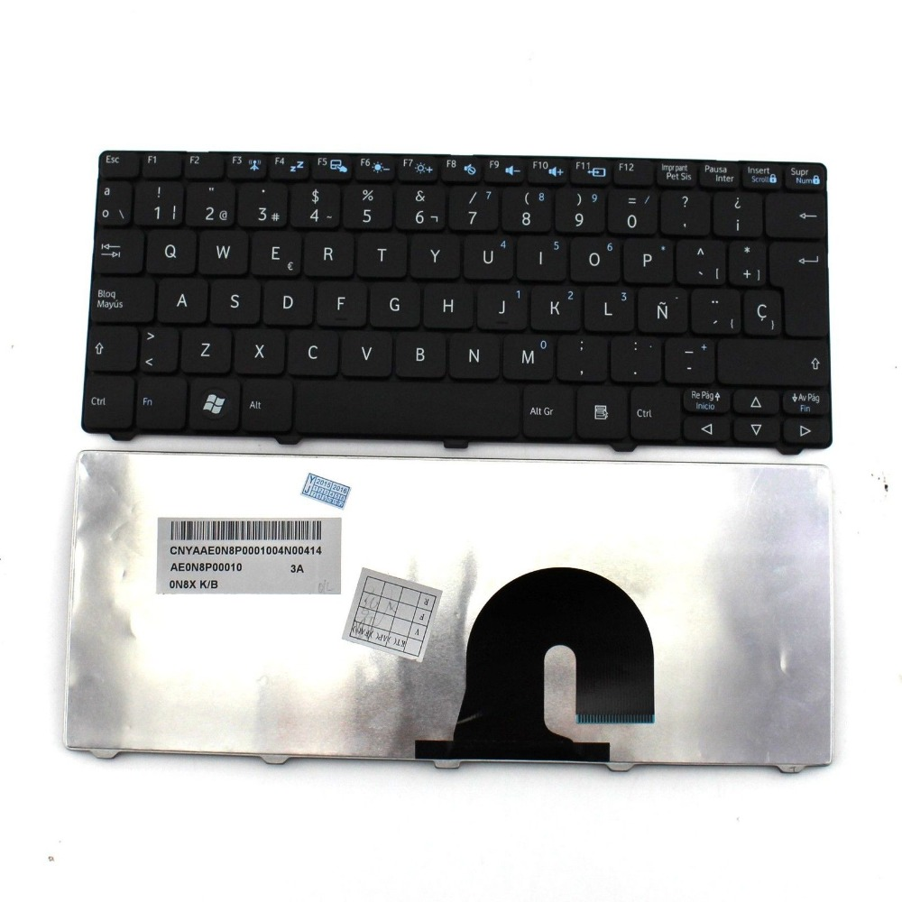 New notebook Laptop keyboard for Fujitsu MH330 MH330R SP  layout new notebook laptop keyboard for dell latitude e5420 e5430 e6220 e6230 brazil layout