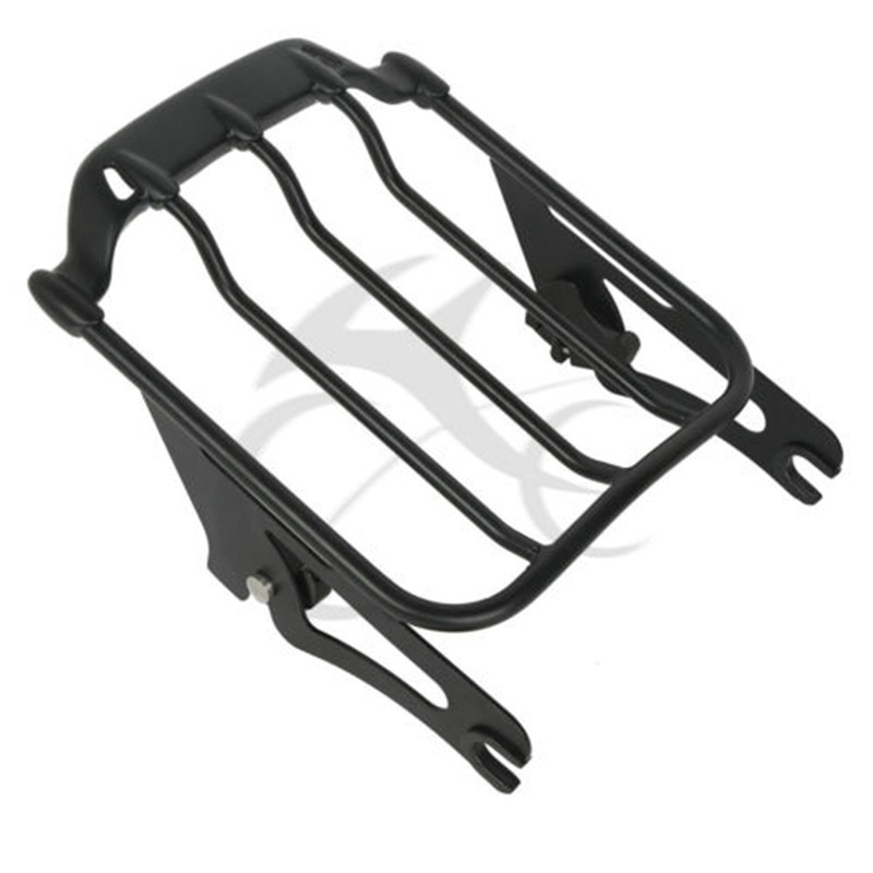 Air Wing 2 up Luggage Rack For Harley Davidson Touring Street Glide FLHX Road King 09