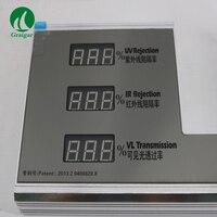 LS181 Gloednieuwe Solar Film Transmission Meter UV transmissie meter