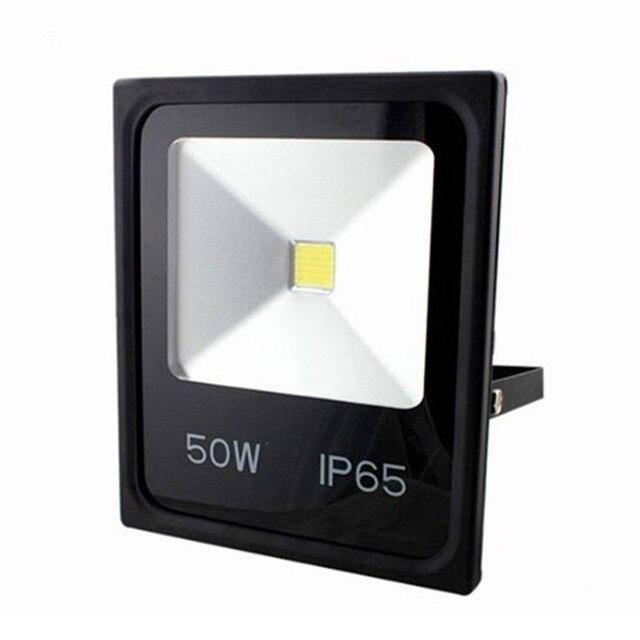 100 W LED מבול אור עמיד למים IP65 30 W 50 W 70 W LED הארה 230 V זרקור Fit עבור חיצוני מנורת כיכר גינה מקרנים