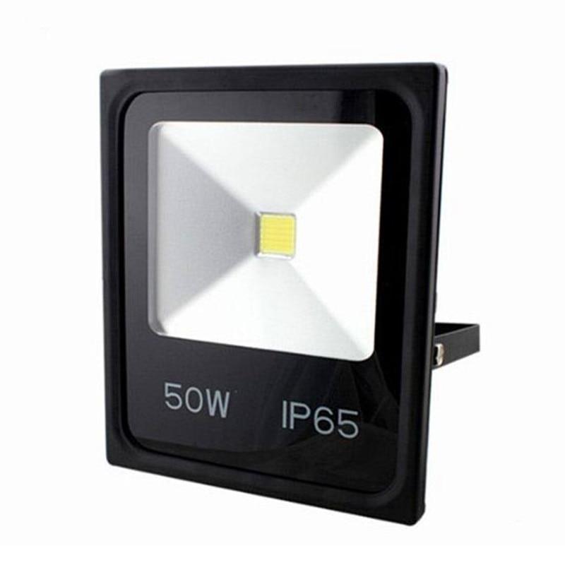 100W LED Flood Light Waterproof IP65 30W 50W 70W LED Floodlight 230V Spotlight Fit For Outdoor Lamp Square Garden Projectors