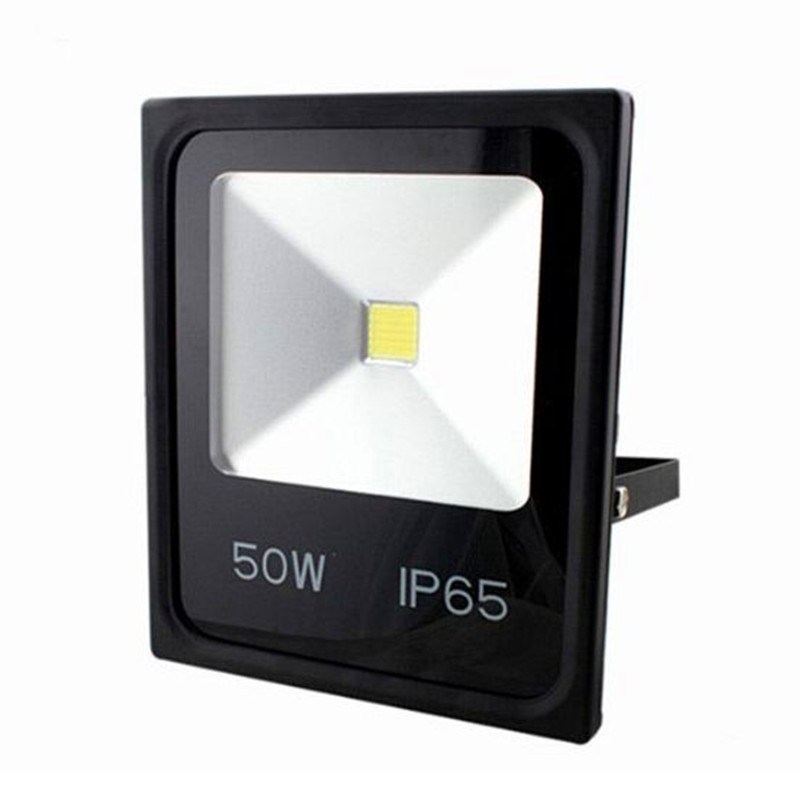 Outdoor led floodlights cob 10w 20w 30w 50w led reflector for Focos led exterior 50w