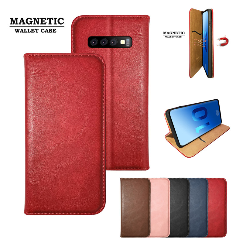 Magnetic Adsorption Phone Case For Samsung S10 S10E S10
