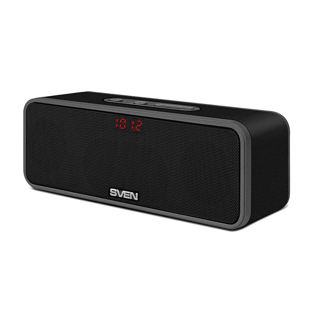 Consumer Electronics Portable Audio & Video Speakers SVEN SV-014612 speakers bluedio bs 3 consumer electronics portable audio