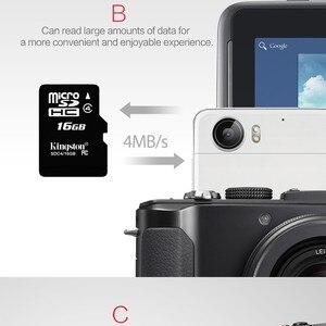 Image 3 - KingstonTechnology Micro SD карта класса 10 16 Гб MicroSDHC карта TF/Micro SD черная карта памяти скорость чтения данных до 80 МБ/с.
