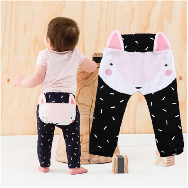 Baby Boy Bear Pants