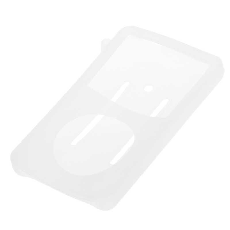 OOTDTY חדש סיליקון עור כיסוי מקרה עבור iPod Classic 80GB 120GB האחרון 6th דור 160GB 2018 גבוהה איכות