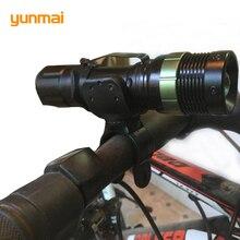 High Powerful 3000 Lumen Super Bright XML T6 LED Mount Bike Light Waterproof 5 Mode LED Bicycle Light Flashlight